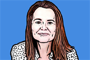 Just Eat CMO Susan O'Brien on standing out, making people smile and making data actionable