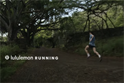 Lululemon launches 'largest ever' global brand campaign