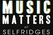 Selfridges to host live music events