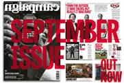 Campaign's September issue is out now