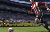 Setanta: game advertising deal