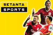 Setanta: paid £5m for the exclusive rights