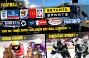 Setanta: demanded £1m for highlights