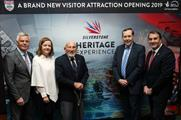 Silverstone to open heritage experience