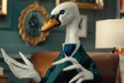 Mr Swan takes top TV creativity prize