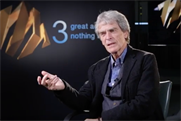 3 great ads at 50: Sir John Hegarty