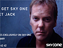 Sky ONe: poster push for '24'