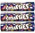 Smarties: dropping the blue Smartie