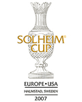 Solheim Cup: Electrolux to sponsor