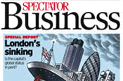 Spectator Business: relaunched by Press Holdings