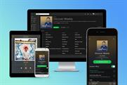 Spotify: Goodstuff oversees planning and buying