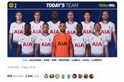 Not-so-hot Spurs: football club rapped by ASA for William Hill tweet
