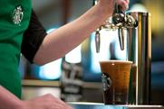 Starbucks introduces Guinness-style nitro cold brew to UK