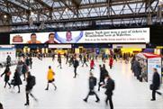 Stella Artois: running Wimbledon activity at London Waterloo