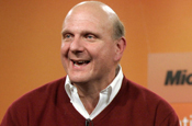 Ballmer: dismisses Yahoo! deal