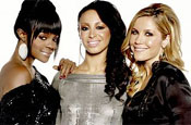 Sugababes: appearing at TBA gig