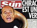 The Sun: Chirac attack