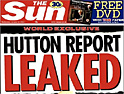 The Sun: leaked report clears Blair