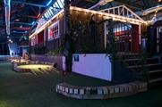 Guests will tackle a pop-up crazy golf course