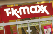 TK Maxx: surprised by events