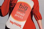 TK Maxx: using direct for branding