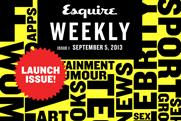 Things we like: Esquire goes digital, X Factor returns, Newsworks mounts Tablet Project