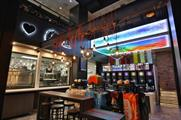 Taco Bell opens immersive store in Las Vegas