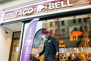 Taco Bell: YouTube star Chunkz will serve the first 100 fans at its Baker Street branch
