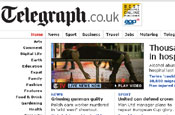 Telegraph.co.uk: dramatic rise in circulation questioned by rivals