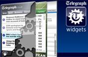 Telegraph.co.uk: launches widgets suite
