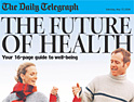 Bupa: link up with Telegraph