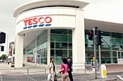 Tesco: under investigation by the Competition Commission