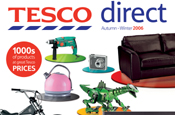 Tesco Direct: expansion