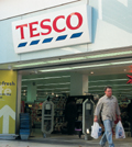 Tesco: Site Intelligence to handle online data