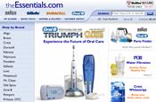 The Essentials: P&G site
