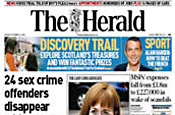 The Herald: staff take action