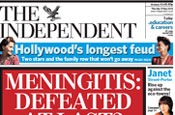 The Independent: readership falls