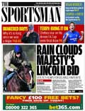 The Sportsman: confident circulation will remain strong