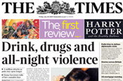 The Times: ad was in breach