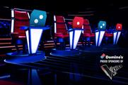 Domino's signs sponsorship deal for The Voice on ITV