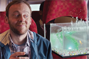 Virgin Trains' speeding chair comes in first in TV creativity award