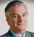 Lord Bell: strong trading performance