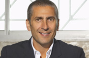 Tom Toumazis: new chief commercial officer at Endemol