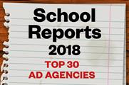 Top 30 ad agencies