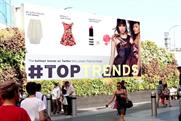 Top Shop/Twitter: wins Creative Techniques category