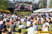 The Tour de France fan parks will open in July