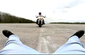Triumph: releases viral to promote Triumph Rocket III