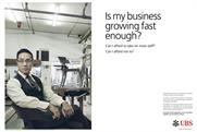 UBS asks big questions in global brand relaunch