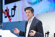 Travis Kalanick: wants to create 50,000 jobs across Europe