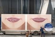 Vaseline: Unilever drove a pair of giant lips across the world